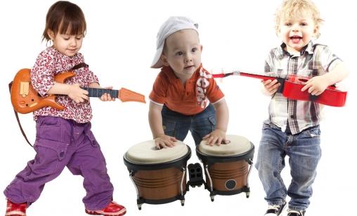 Fabulous muziek peuter - Kinderopvang Litte Super Stars #KW81